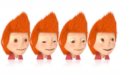 Персонаж анимация